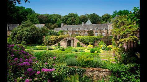jardin de france france kerdalo un des plus beau jardin de france a most
