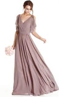 mauve color dress best 25 mauve bridesmaid dresses ideas on