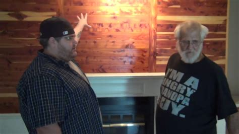 angry grandpa new house angry grandpa sobs when son gifts him a house aol news