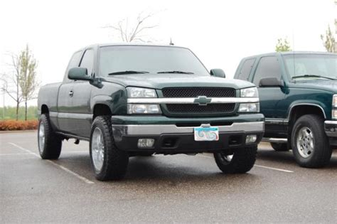2006 Silverado front end swap done. Lots of pics!! Truck Forum Truck Mod Central