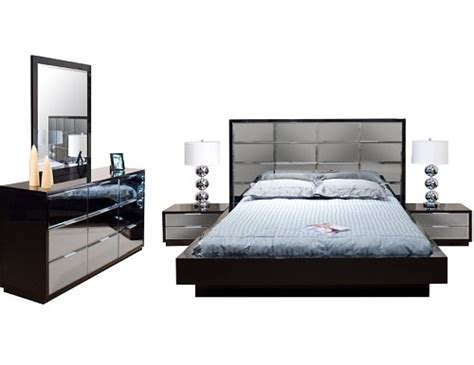 bedroom sets with mirrors mera
