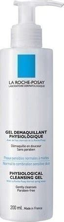 Cleansing Gel 80 Gr la roche posay physiological cleansing gel 200ml skroutz gr