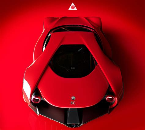 new alfa romeo disco volante alfa romeo or alfa juliet yanko design