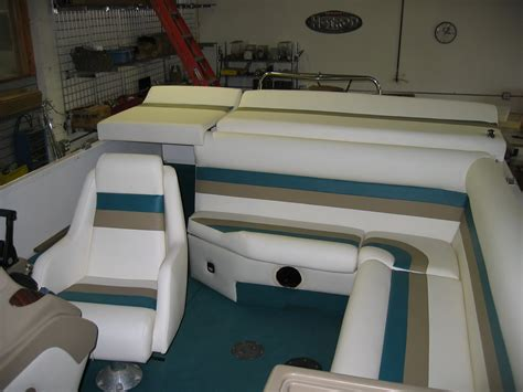 How To Do Boat Upholstery by Homestyle Custom Upholstery And Awning Boat Interior