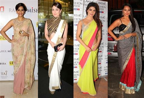 perfect saree draping how to or not to wear a saree tips and tricks looksgud in