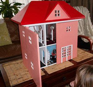 build  dollhouse doll house plans woodworking