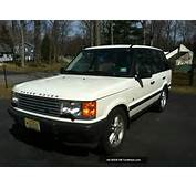 1999 Land Rover Range With Photo