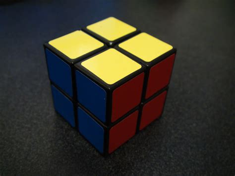 Rubiks 2x2 how to solve a 2x2 rubiks cube rubic solve