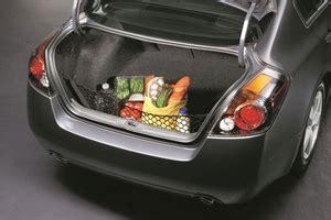 Nissan Altima Trunk Net 2013 Nissan Altima Sedan Accessory Parts Nissan Usa Estore