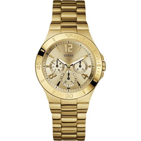 vespa gold tone bracelet w13545l1 guess