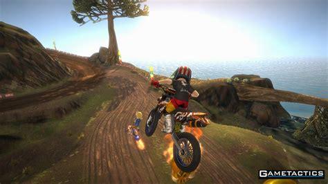 motocross madness games motocross madness review xbox 360 xbla gametactics com