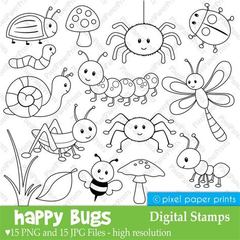 happy bugs digital sts