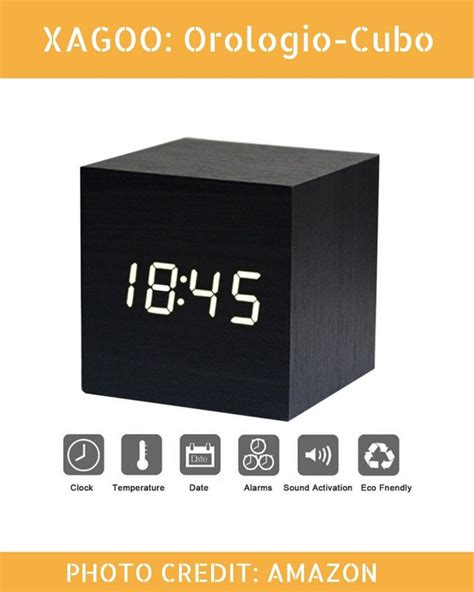orologi da tavolo design 9 orologi da tavolo per la tua casa di design e per meno