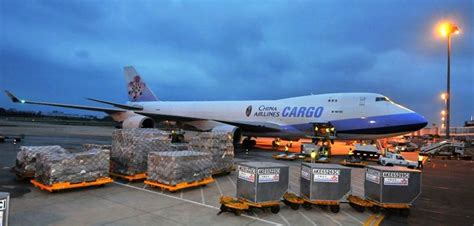 new system for sensitive air freight transport airport focus international