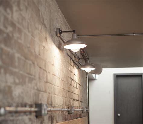 Nickel Sconce Industrial Wall Lights Guide Factorylux Lighting
