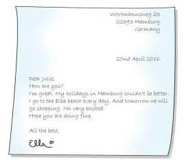 Formaler Brief Englisch Verabschiedung E Mails Briefe Schreiben Englisch Klasse 5 6 Kapiert De