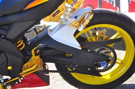 Aksesoris Motor Tangki R15 Winglet R15 motor yamaha yzf r15 2015 modal aksesoris motor til ne