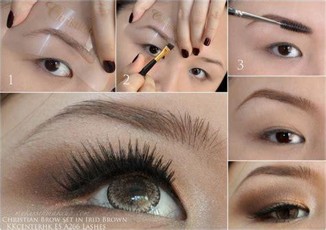 an overview of the best eyebrow stencils brands
