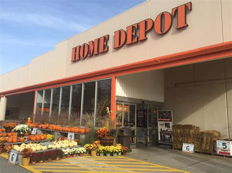 the home depot virginia va company profile
