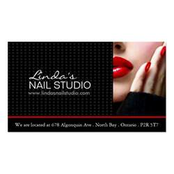 business card template uk nail technician business card template zazzle