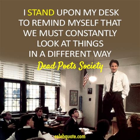 dead poets society quotes from robin williams quotes dead poets society quotesgram