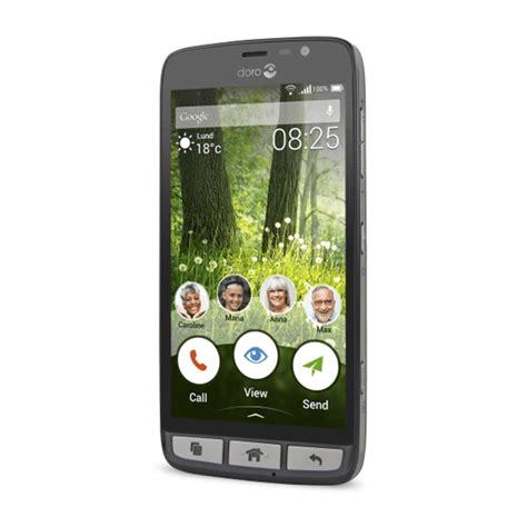 doro liberto  gb android smartphone   elderly