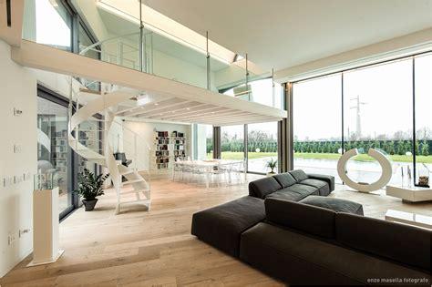interni ville moderne moderne di design progetti esterni ville moderne