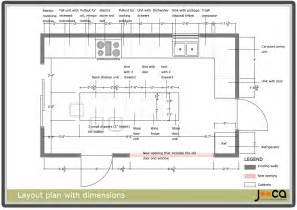 Dimensions Of Kitchen Island by Kitchen Layouts Dimension Interior Home Page