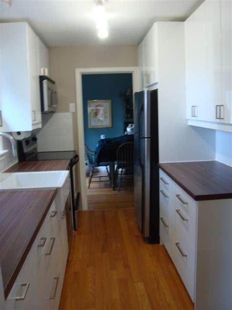 galley kitchen designs ikea ikea galley kitchen