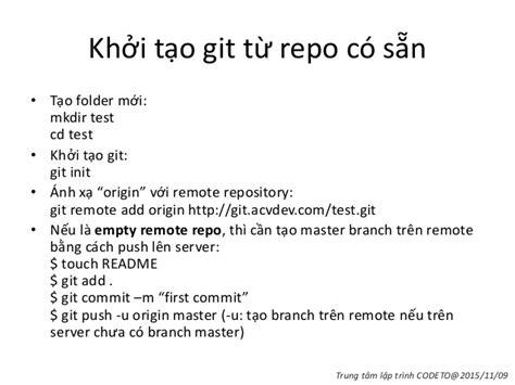 git official tutorial git tutorial căn bản codeto vietnam
