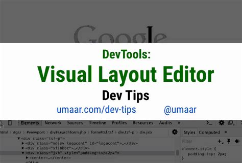 chrome dev tools update layout editor old fashioned layout editor ideas electrical circuit