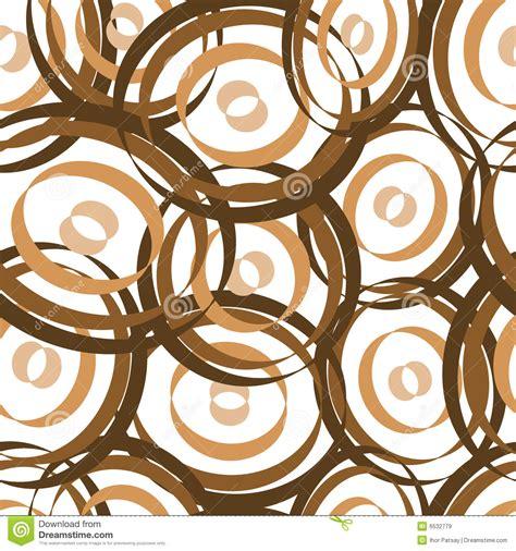 pattern brown line seamless brown circle patterns royalty free stock images