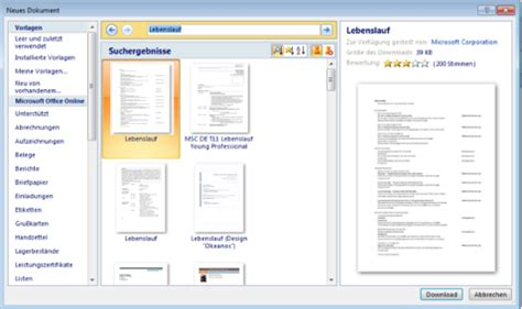 Corporate Design Word Vorlage Lebenslauf Word Lebenslauf
