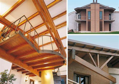 interni di legno casa a due piani interni costantini sistema legno