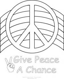 peace sign coloring pages coloring pages peace sign coloring pages best collections