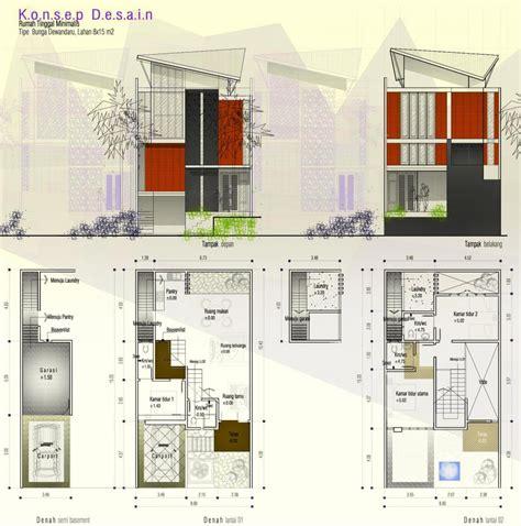 desain rumah minimalis ukuran 6x15 gambar desain rumah minimalis 6 x 15 wallpaper dinding
