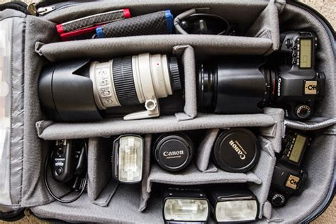 best photography gear how to pack a