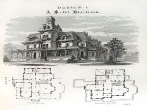 mansion floor plans victorian homes house second floors crossword puzzle