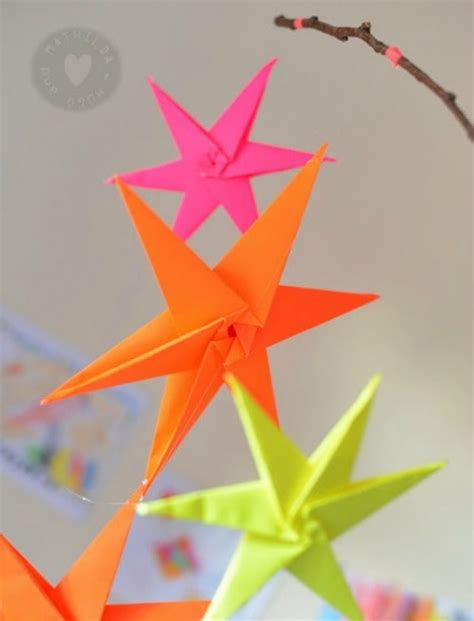 Chrismas Origami - origami for easy peasy and