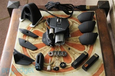 Mouse Cyborg Rat 9 exclusive mad catz cyborg rat 9 review