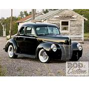 1940 Ford Coupe  Coches Pinterest Autos