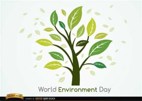Plants And The Environment nature plants environmental awareness vector free