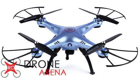 Drone Syma X5hw Wifi Attitude Hold syma x5hw rc drone features altitude hold fpv and pricing