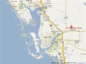 florida intercoastal map location of isles estate alva southwest florida