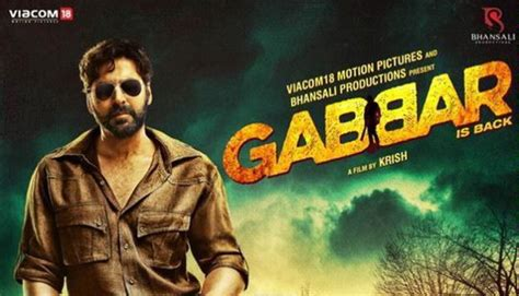 film india gabbar is back why gabbar is back is a blockbuster before its release