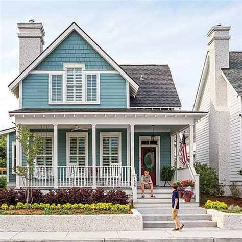 Victorian Cottage Plans by