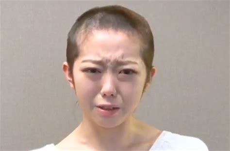 japan pop idols head shave apology stirs debate naharnet japan pop scandal a hair raising issue asia and the