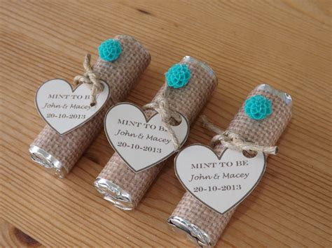 bridal shower favors and mint to be favors wedding bridal shower by jirehcraftycreations