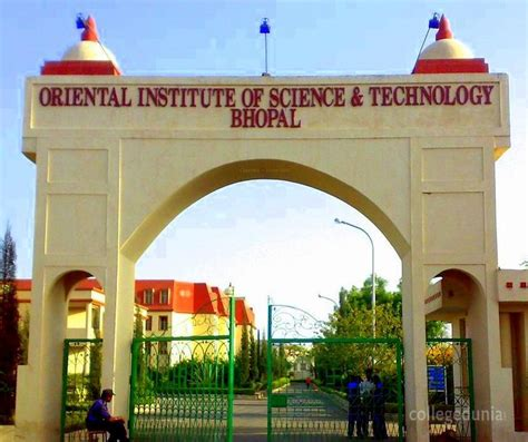 Companies In Bhopal For Mba by Institute Of Science And Technology Oist