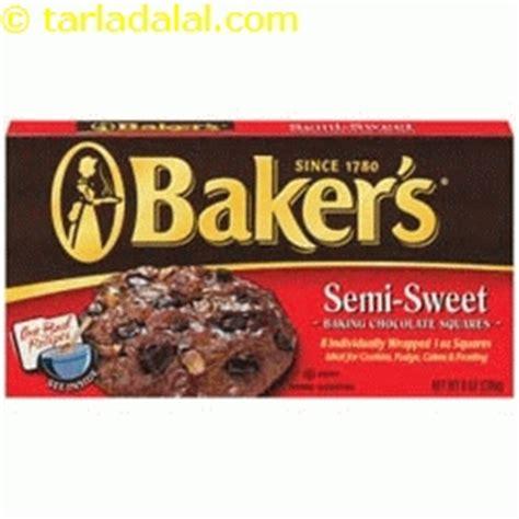 baker s semi sweet baking chocolate squares glossary recipes with baker s semi sweet baking